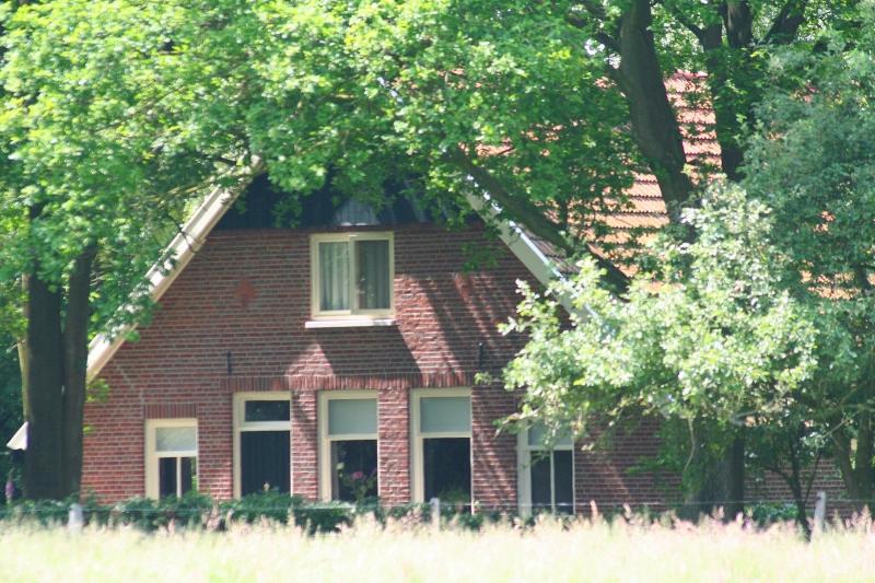 De omgeving van Erve Blokhorst